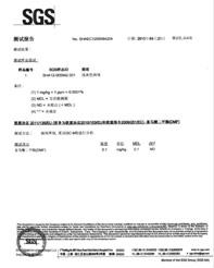 尼科环保富马酸二甲酯检验报告002