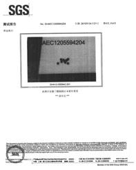 尼科环保富马酸二甲酯检验报告004