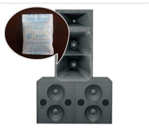 干燥剂音响专用