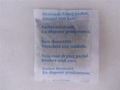 10克蒙脱石干燥剂